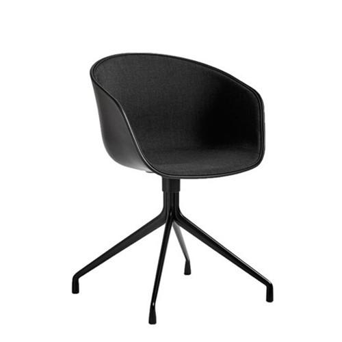 休闲椅北欧创意办公椅简约售楼部洽谈会客椅家用电脑椅咖啡厅餐椅Z106B-A5