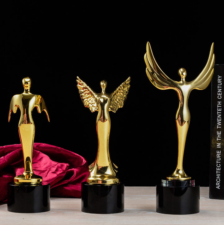 供应 一本水晶奖杯奖牌 金属奖杯批发定制 颁奖礼品