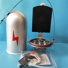 帽式光缆接头盒 ADSS塔用一进一出接头盒 通讯光缆金具厂家
