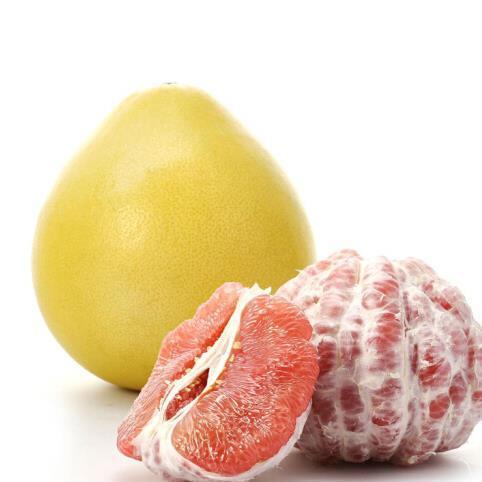 供应 红心蜜柚 2个装约4斤 新鲜柚子水果 甜美多汁 颗粒饱满