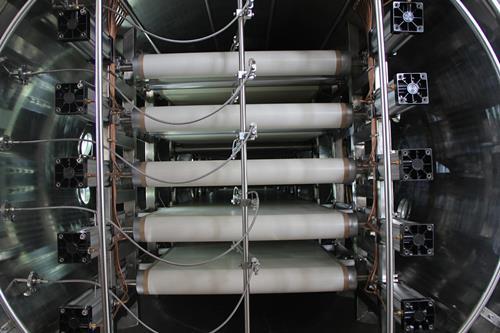 真空帶式烘干機高粘性物料干燥、長江干燥主推(在線咨詢)