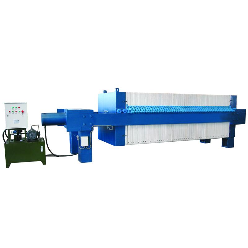 普通液壓壓濾機 廂式壓濾機 板框壓濾機 坤達機械設備有限公司