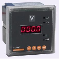 安科瑞交流三相電壓表PZ48-**3價格江蘇生產廠家