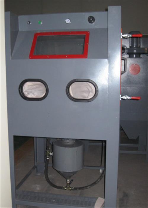 中山手动喷砂机,镝砂自动化设备,手动喷砂机型号