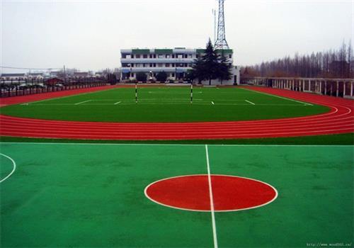 球場塑膠跑道施工費用|塑膠跑道|立新體育設施工程