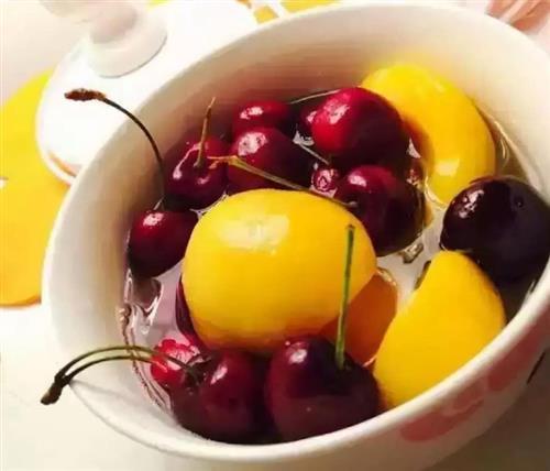 黄桃罐头,君果食品罐头(图),吉林黄桃罐头