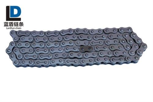 蓝盾链条货源充足(图)、弯板链条厂家直销、广州弯板链条