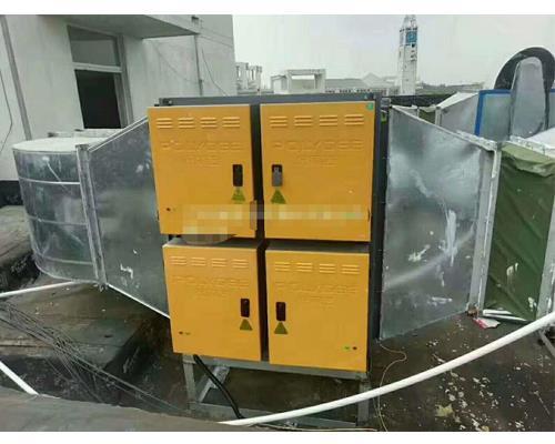 油烟净化器|万泰机电(图)|厨房油烟净化器
