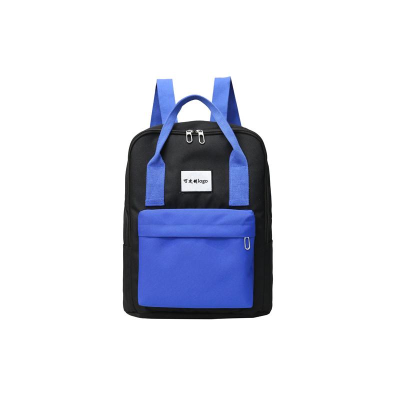 上海箱包批发定制时尚小清新款学生书包可定制logo0-1