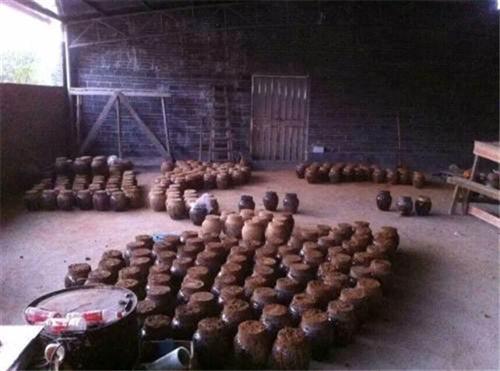 翁城双蒸地窖酒,选用优质稻米为原料_翁城镇客泉醇