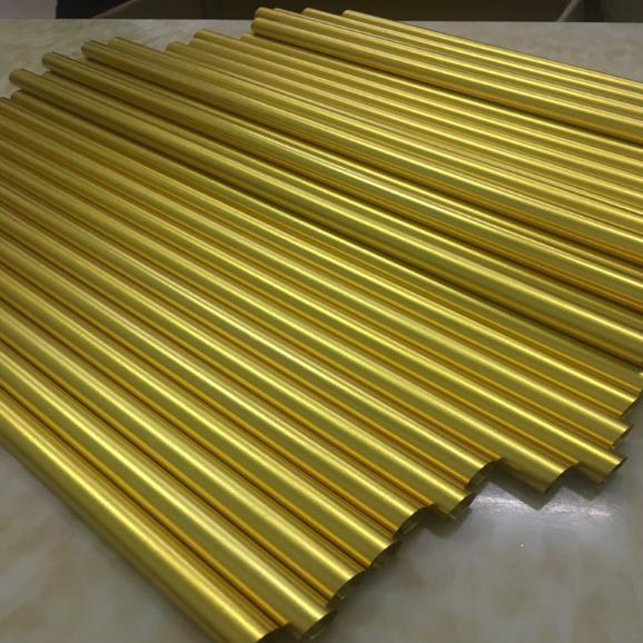 供应 铝制品阳极氧化加工 6063国标铝管 精抽铝管 可按需来图来样定制