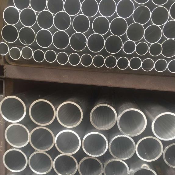 供应 铝圆管 铝型材铝外壳型材圆管 工业铝型材