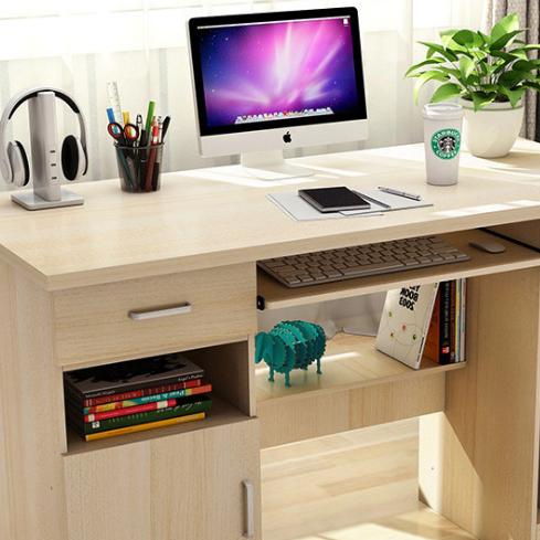 供应 现代书桌笔记本电脑桌简易办公桌