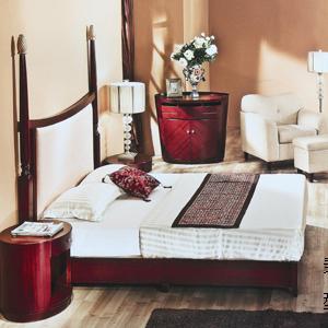供应美丽华家具酒店家具套房家具定制软包靠背床高屏床底架衣柜围椅电视柜沙发写字桌椅