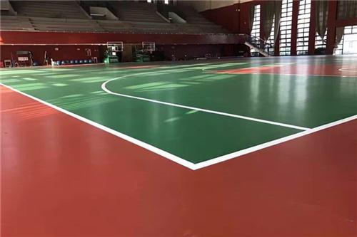 九江篮球场施工,德兴篮球场施工,特冠体育专业篮球场施工