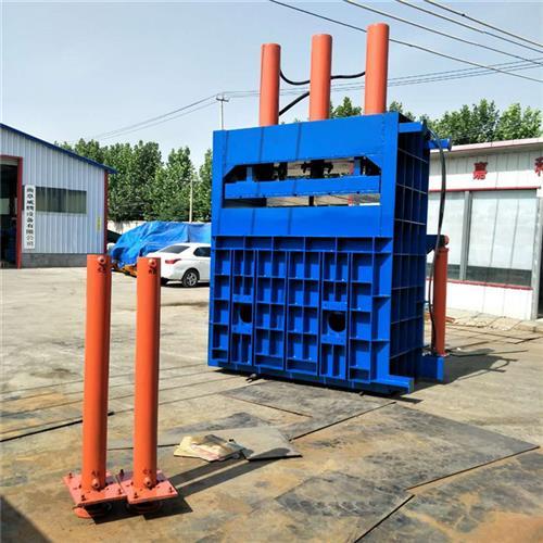 立式液压打包机生产厂家_液压打包机_嘉和机械