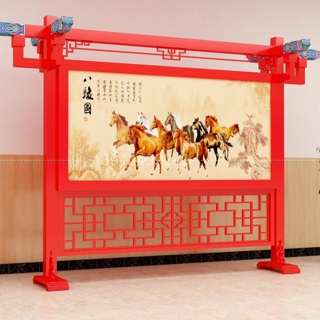 江西新余政府宣传栏厂家鹰潭宣传栏广告牌制作价格