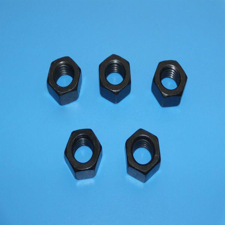8.8级六角螺母GB6170 特价非标不锈钢六角螺母可定制