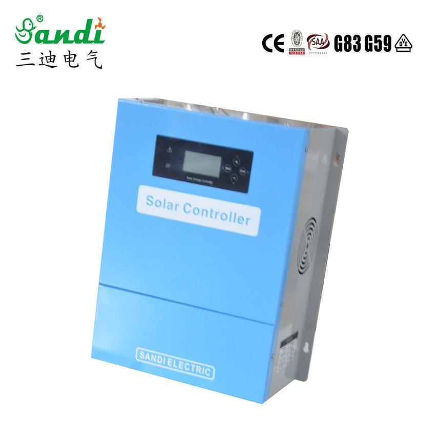 三迪SDC48V-100A太阳能发电光伏充电控制器