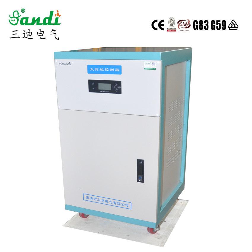 三迪SDC240V-200A离网太阳能光伏充电控制器