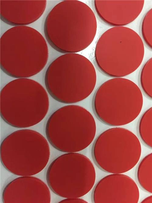 硅胶垫片价格、江西硅胶垫片、精晖达塑料制品