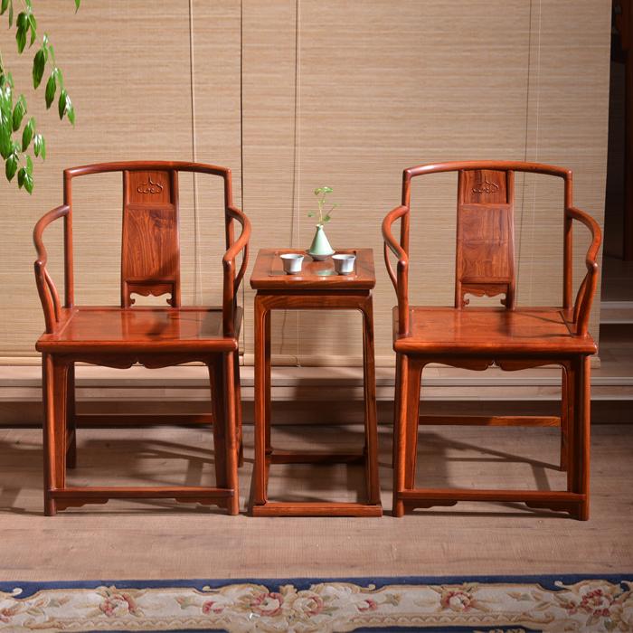 越南花梨木明清古典紅木沙發家具