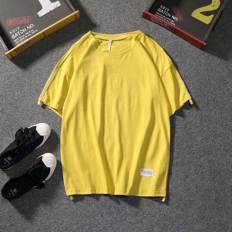 CP M017# 纯棉圆领T恤
