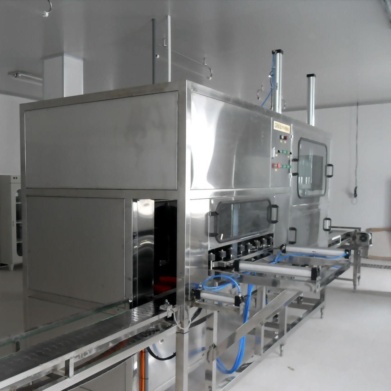 桶装水灌装生产设备 矿泉水设备 四川成都桶瓶装水生产线设备生产厂家