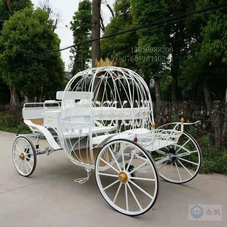 广东广州深圳婚庆马车羊拉车黄包车定制和出租