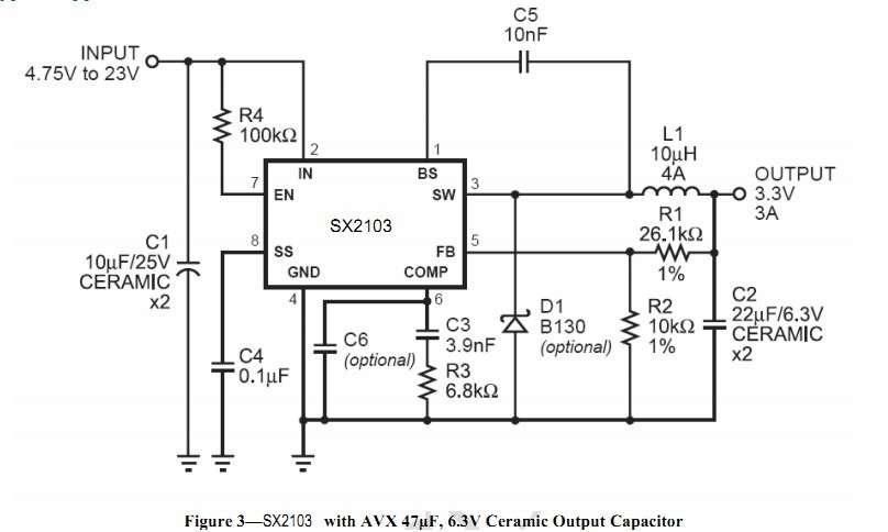 自制12v转5v降压电路图
