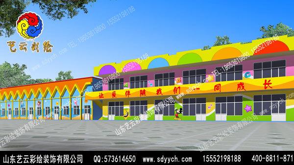 幼儿园整体规划设计图