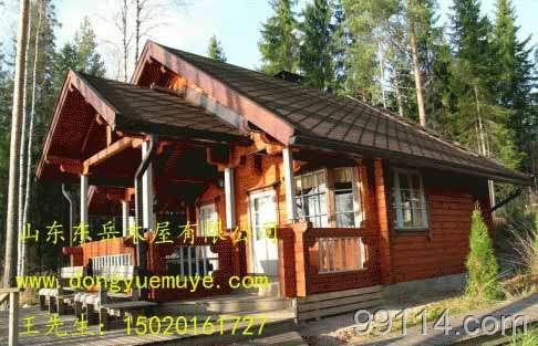 木结构房屋 市场价: 1
